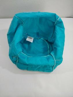 High Chair Blue Travel Baby Seat Cover Restaurant Portable B