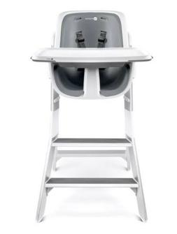 4moms High Chair Easy To Clean Magnetic Bowl, one-handed tra