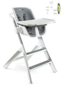 4Moms High Chair - Easy To Clean With Magnetic, One-Handed T