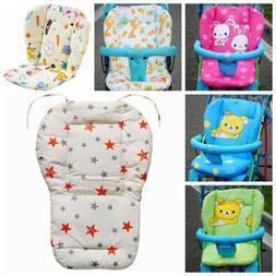 High Chair Mat Baby Removable Feeding Seat Folding Cover Boo