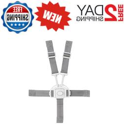 High Chair Seat Belt Strap Harness Or Buckle Replacement For