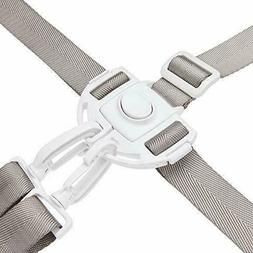 High Chair Seat Safety Belt Strap Harness Replacement Buckle