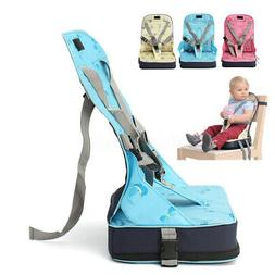 Foldable Baby Safety High Chair Feeding Seat Infant Portable