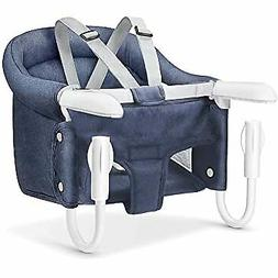Hook On Booster Diner Seat Portable Table Clamp High Chair C