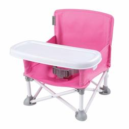 hook on pop sit pink high chair