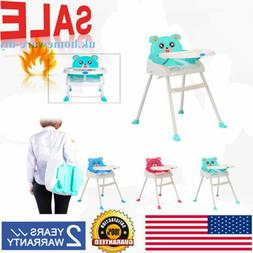 Infant High Chair Baby  Toddler Eating Feeding Booster Seat