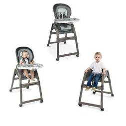 Ingenuity Boutique Collection 3-in-1 Wood High Chair - Bella