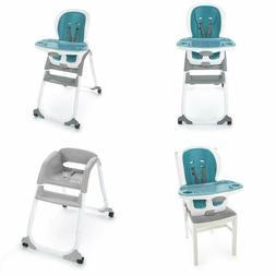 Ingenuity Smartclean Trio Elite 3-In-1 High Chair – Peacoc