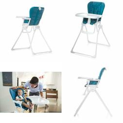 Joovy Nook High Chair Non Scratch Floor Pads Leatherette Sea