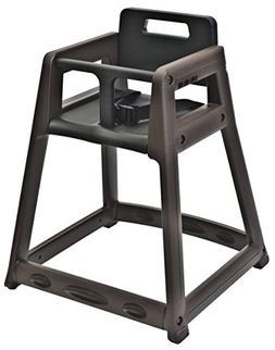 """Koala Kare KB850-09 Diner Plastic High Chair, Brown, 23"""" Hei"""