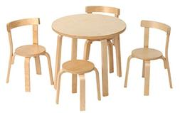 Kids Table and Chair Set - Svan Play with Me Toddler Table S
