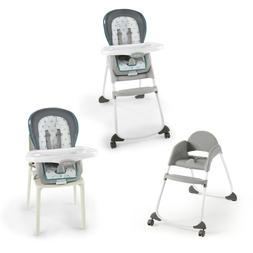 Ingenuity Kids Trio 3-in-1 Convertible High Chair w/ Tray Se