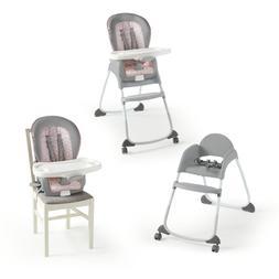 Ingenuity Kids Trio 3-in-1 Convertible High Chair Seats 2 Ki