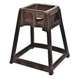 KOALA KARE PRODUCTS KB866-09 Kidsitter High Chair,Dark Brown