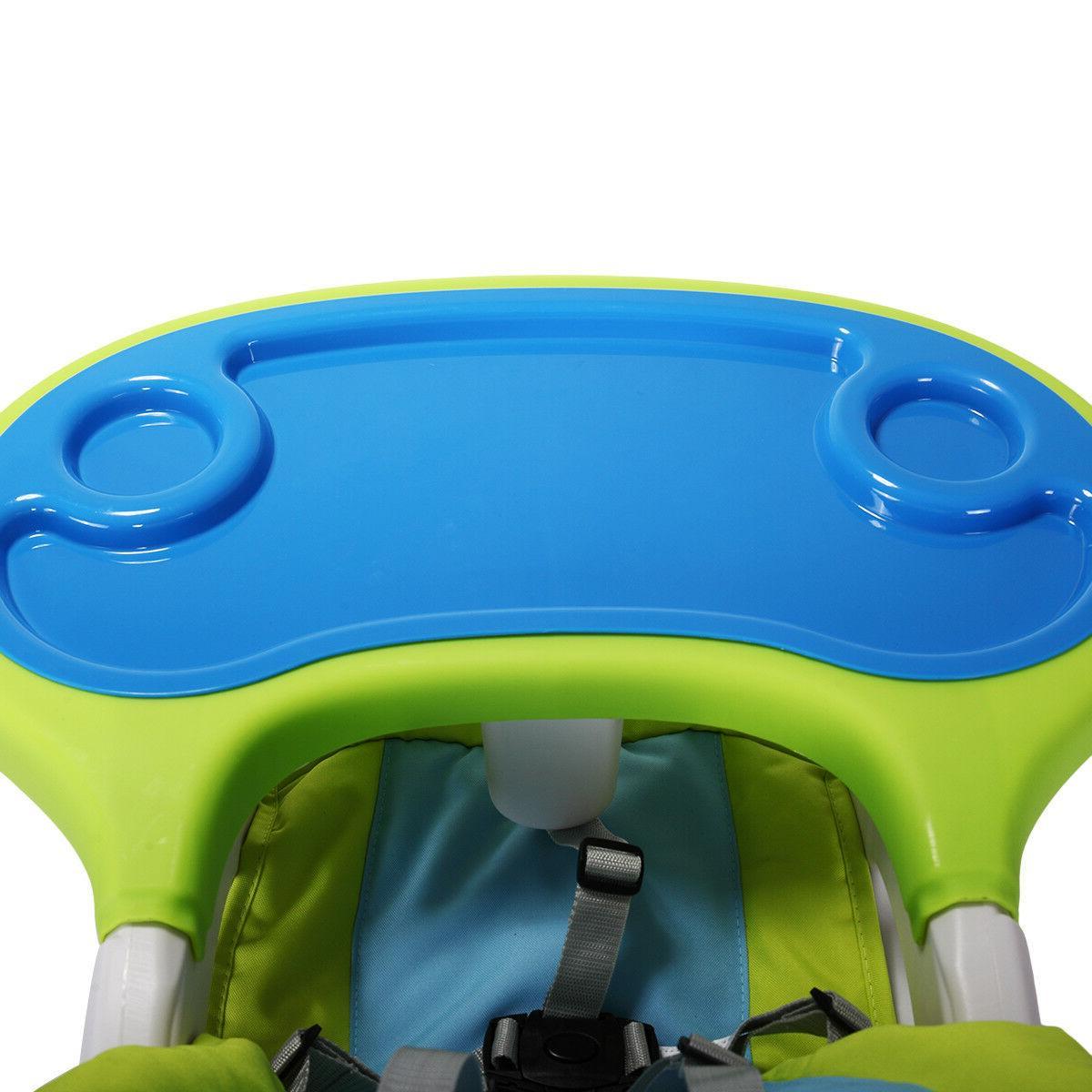 3 Baby High Convertible Booster Toddler Feeding