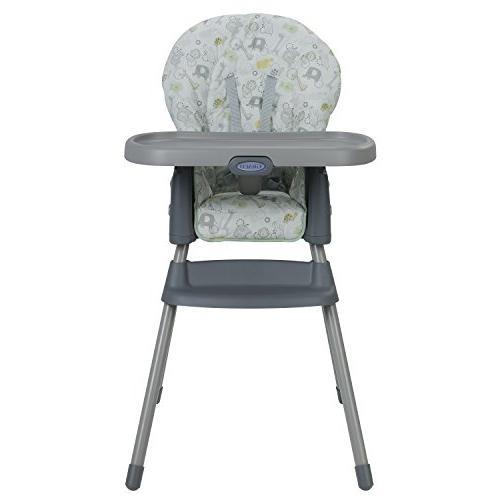Graco 2-in-1 High Chair - Safari