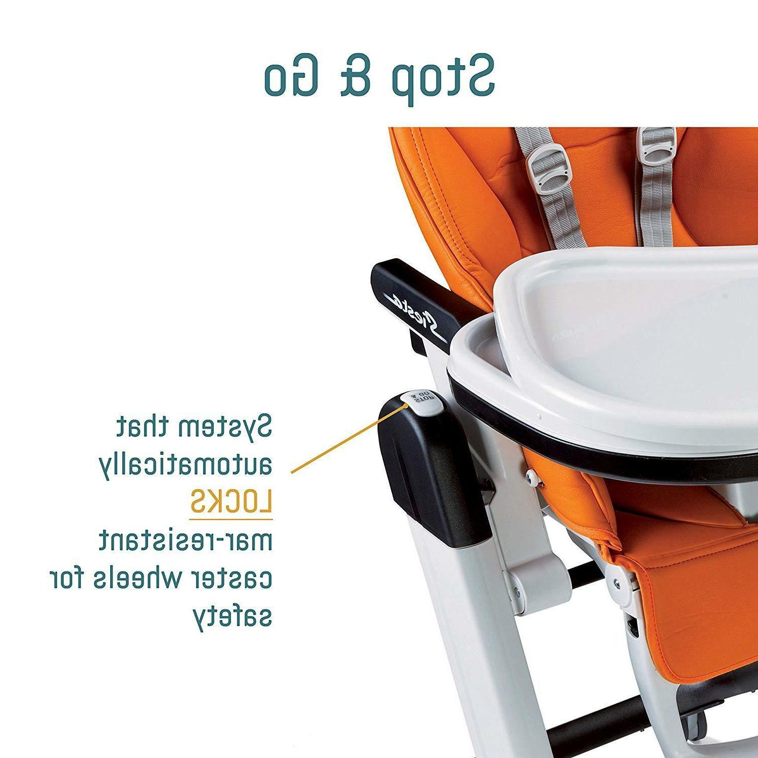 2018 Highchair - Different Height