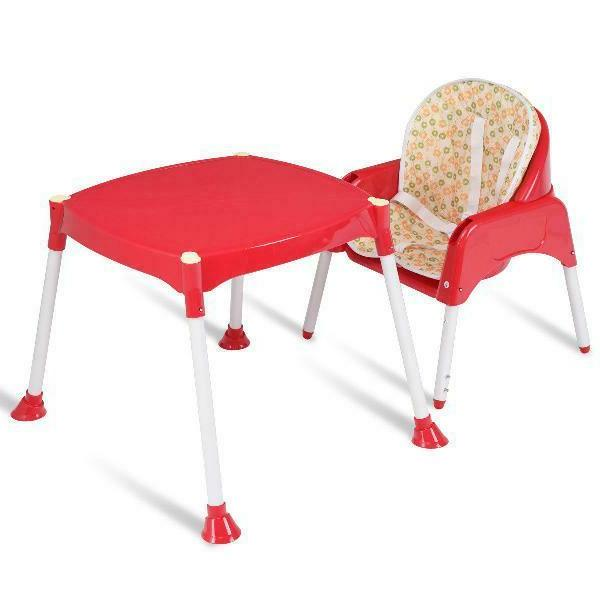 Costway High Chair Table Seat Tray