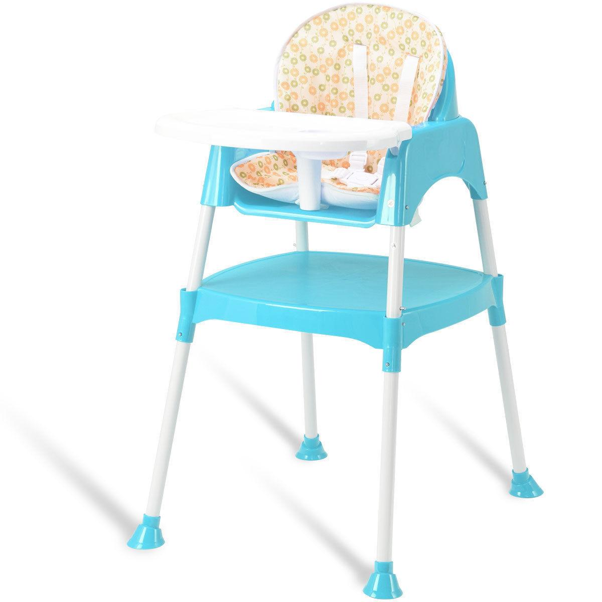 3 High Seat Highchair 3 Colors