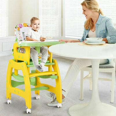 3 High Table Seat Feeding Tray
