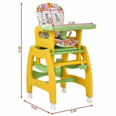 3 in High Table Seat Toddler