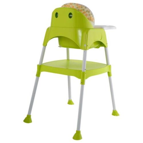 3 in High Seat Booster Highchair