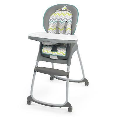 3 In 1 Convertible High Chair To Baby Booster Seat To Toddle