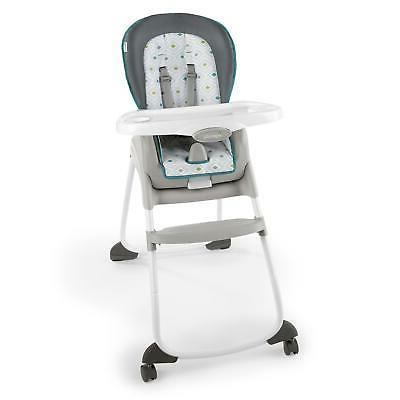 3 In 1 Convertible High Chair To Booster Seat & Toddler Chai
