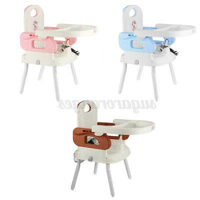 3-In-1 Foldable Chair, Safe Highchair