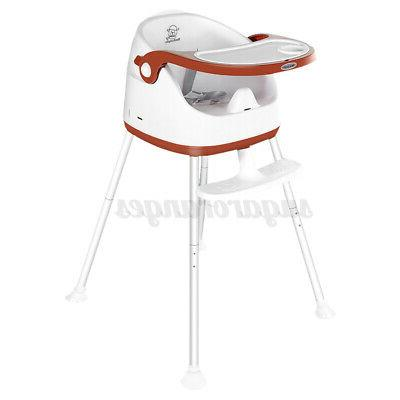 4 Baby High Chair Table Seat