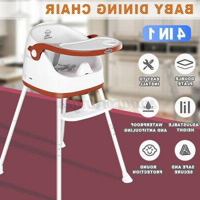 4 in 1 baby high chair convertible