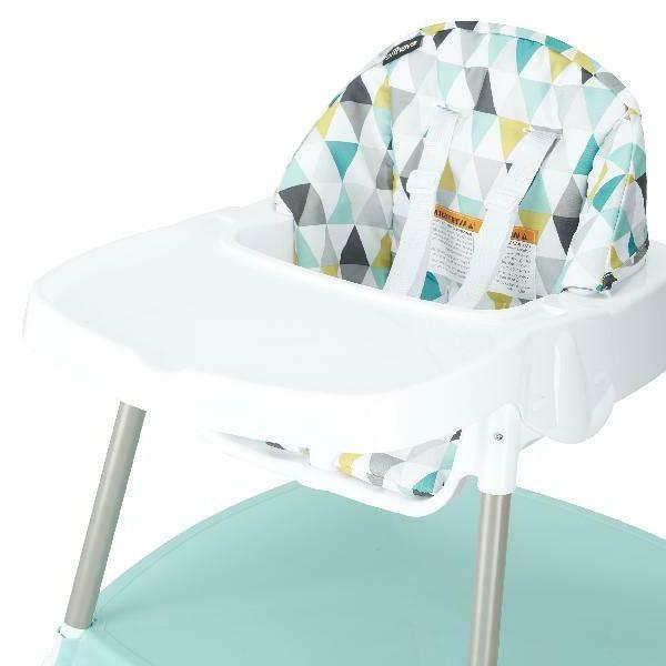 Evenflo Eat Grow Convertible High Chair, Prism