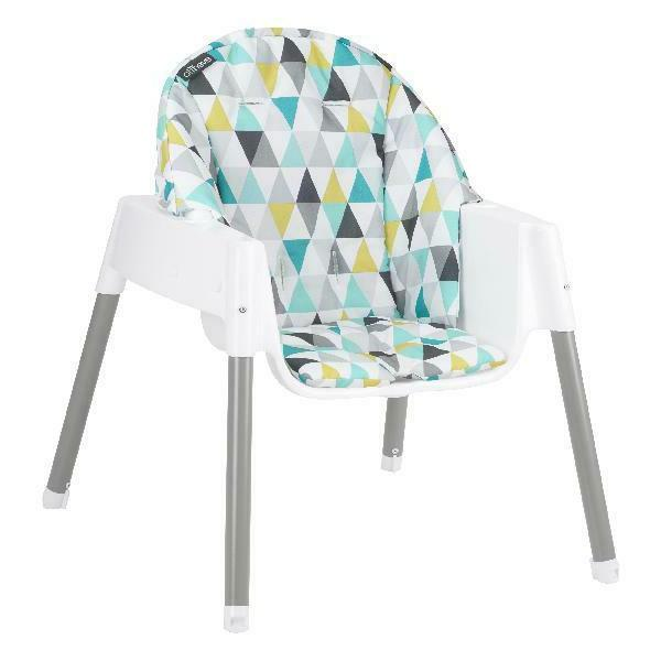 Evenflo Eat Grow Convertible Chair, Prism