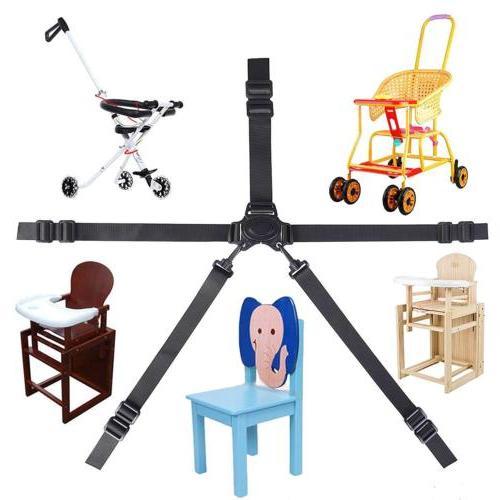 5 Baby Safety Strap Chair Feeding