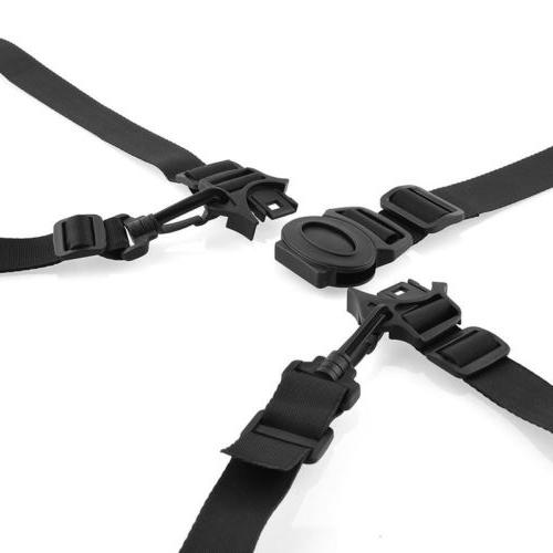 5 Baby Safety Strap High Car Seat US