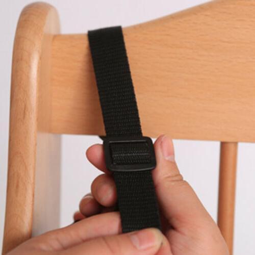 5-Point Kids Belt High Chair Pram