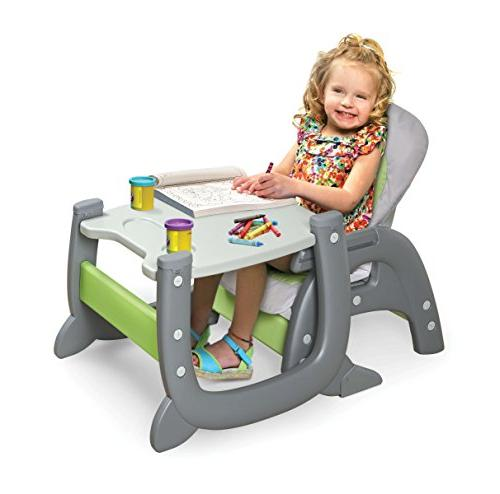 Badger Basket Baby Chair Playtable Conversion,