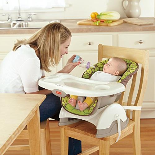 Fisher-Price High Chair, Rainforest Friends