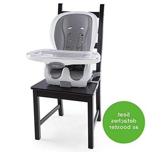 Ingenuity Trio High Chair Slate