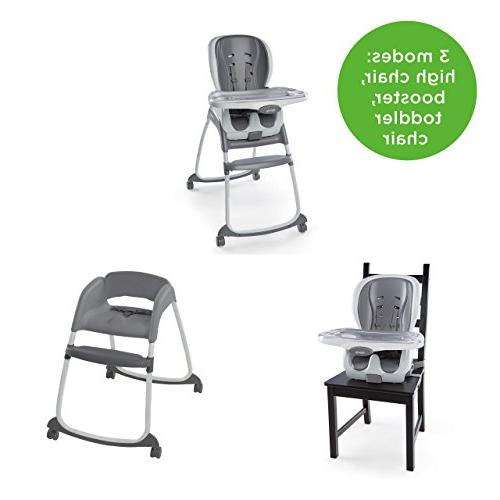 Ingenuity Trio 3-in-1 High Chair Slate