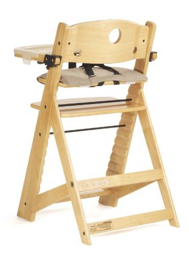 Keekaroo Height Right Chair with Tray,