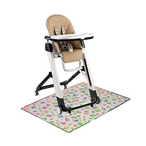 Peg Perego Siesta High Chair with Splat Matt - Noce