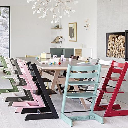 Stokke Tripp Highchair NATURAL Wood High Chair BRAND