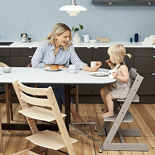 Stokke Trapp Highchair NATURAL Chair BRAND