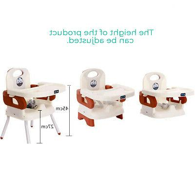 Adjustable Infant Toddler Feeding Folding