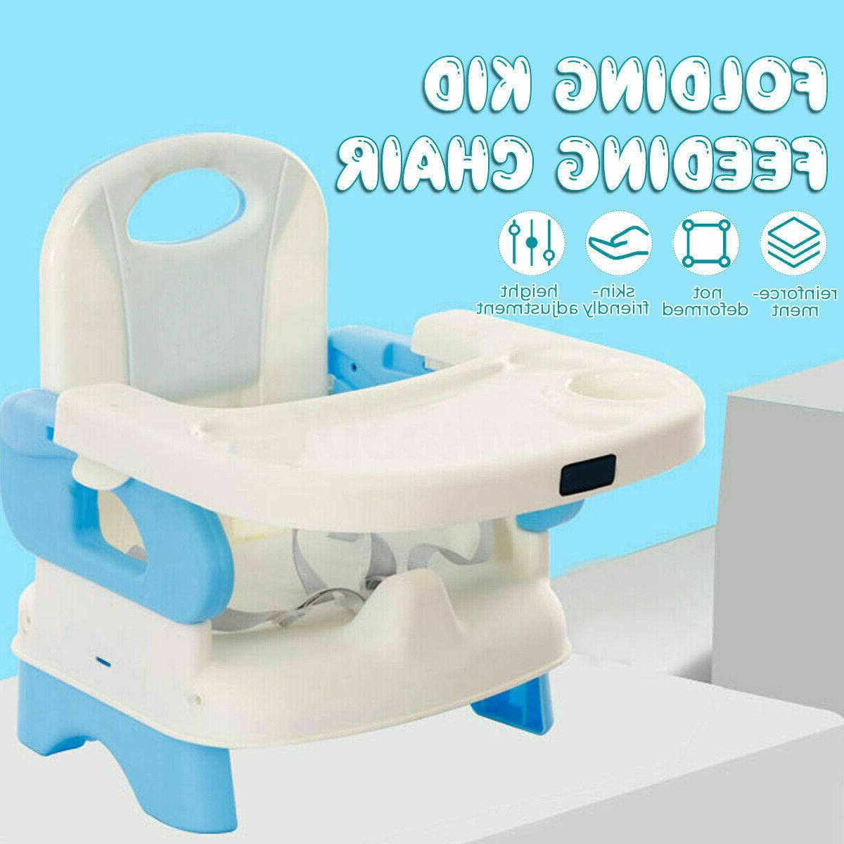 adjustable baby high chair infant toddler feeding