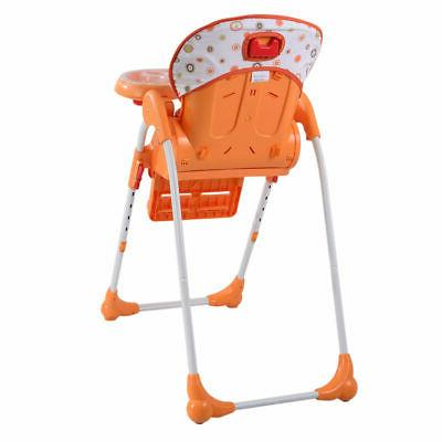 Adjustable High Chair Infant Toddler Seat