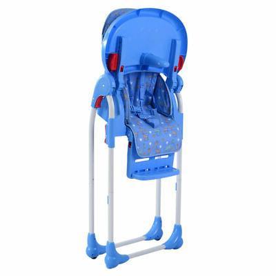 Adjustable Baby Infant Toddler Feeding Seat Folding