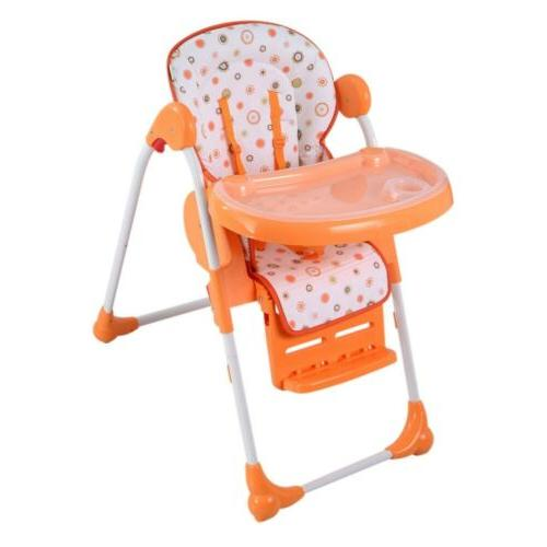 Adjustable Baby High Toddler Feeding Booster