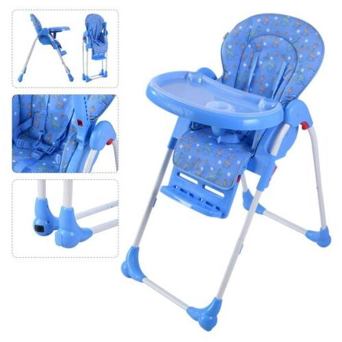 adjustable folding qualited baby high chair infant